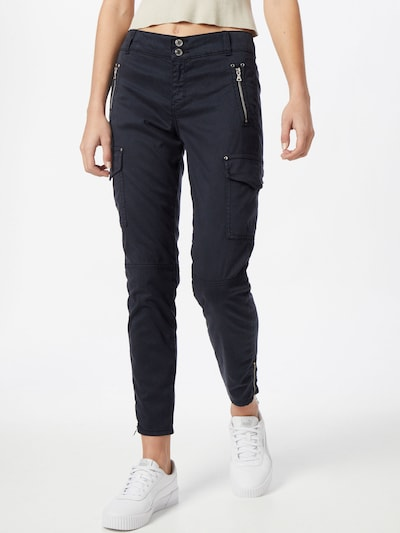 MOS MOSH Cargo jeans 'Gilles' in navy, View model