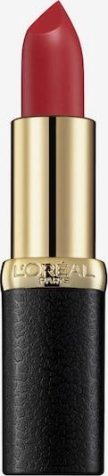 L'Oréal Paris Lippenstift 'Color Riche Matte' in rot, Produktansicht