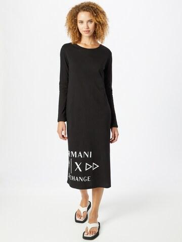ARMANI EXCHANGE Šaty - Čierna