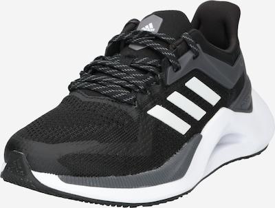 ADIDAS PERFORMANCE Sportschuh 'ALPHATORSION 2.0' in schwarz / weiß, Produktansicht