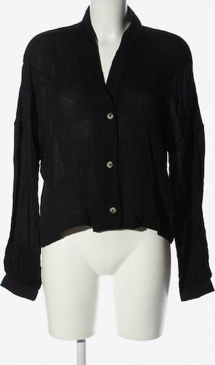 Noisy may Langarm-Bluse in M in schwarz, Produktansicht