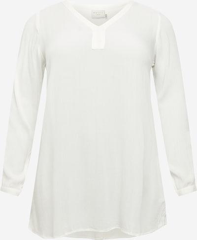 KAFFE CURVE Bluse 'Cami' in weiß, Produktansicht