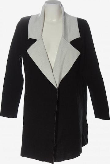 BODYFLIRT Cardigan in L in hellgrau / schwarz, Produktansicht
