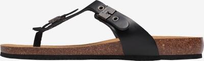 SCHOLL Klassische Sandalen 'BIMINI 2.0' in schwarz, Produktansicht