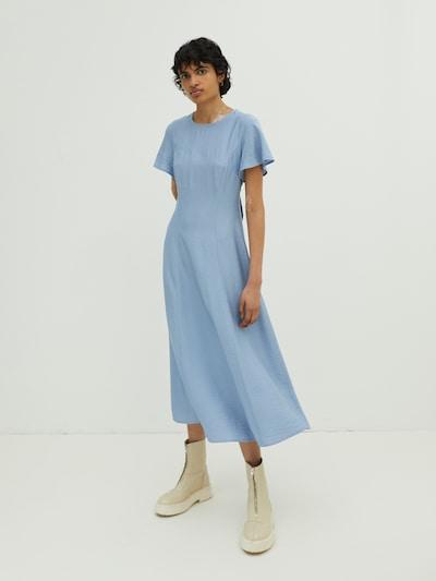 EDITED Šaty 'Marlen' - modrá, Model/ka