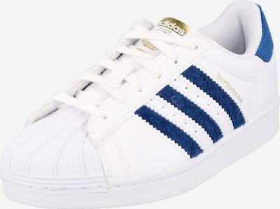 ADIDAS ORIGINALS Schuhe in blau / weiß, Produktansicht