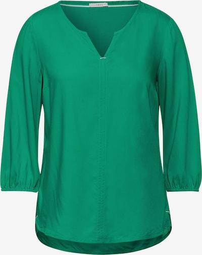 CECIL Bluse in grasgrün, Produktansicht