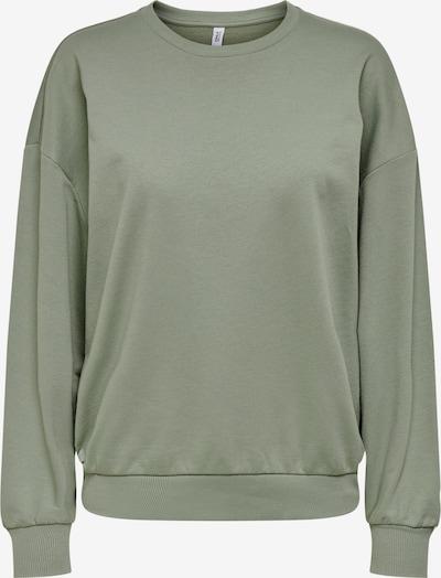 ONLY Sweatshirt 'Dreamer' in rauchgrau, Produktansicht