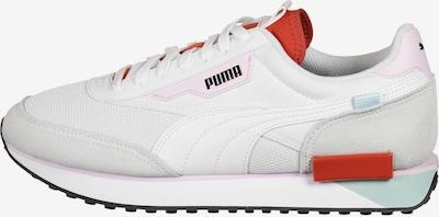 PUMA Sneaker in feuerrot / schwarz / weiß, Produktansicht