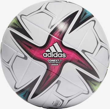 ADIDAS PERFORMANCE Ball 'Conext 21 League' in White