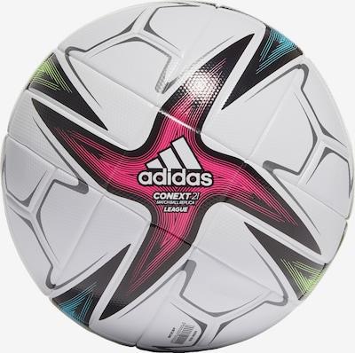 ADIDAS PERFORMANCE Míč 'Conext 21 League' - modrá / zelená / pink / černá / bílá, Produkt