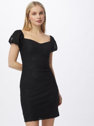 GUESS Robe 'Rosita' en noir, Vue avec modèle