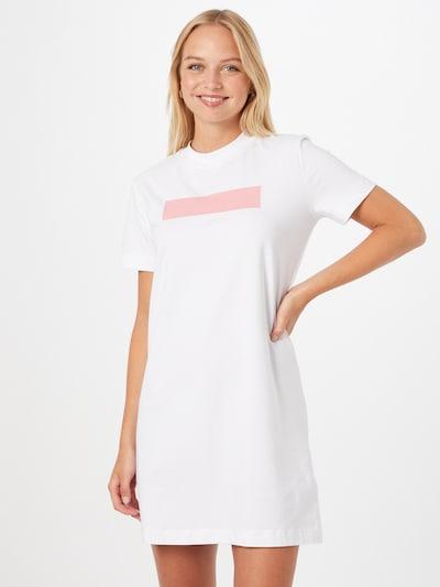 Calvin Klein Jeans Šaty - pastelovo ružová / biela, Model/-ka