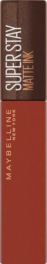 MAYBELLINE New York Lippenstift in dunkelrot, Produktansicht