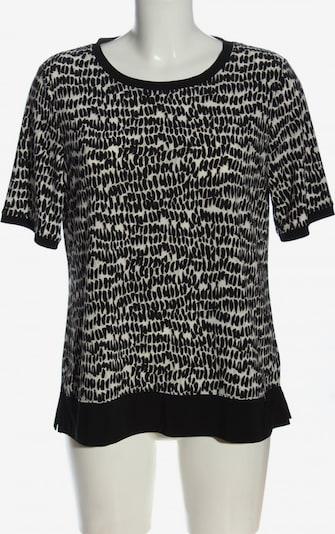 ANNE KLEIN Strickshirt in M in schwarz / weiß, Produktansicht