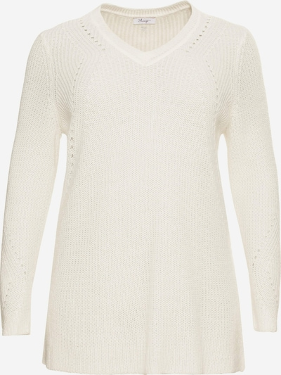 SHEEGO Jersey en offwhite, Vista del producto