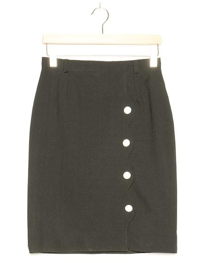 Trevira Skirt in S/24 in Black, Item view