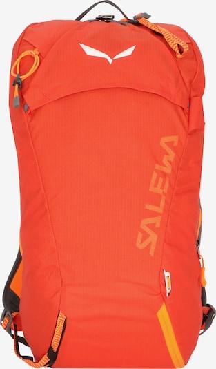 SALEWA Sports Backpack in Orange, Item view