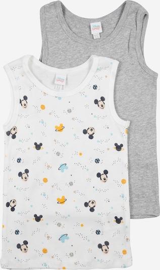 OVS Unterhemd in grau / mischfarben / weiß, Produktansicht