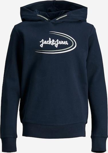 Jack & Jones Junior Pullover in blau, Produktansicht