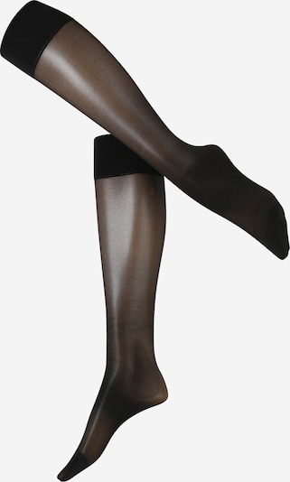 Swedish Stockings Kniestrümpfe 'Bea' in schwarz, Produktansicht