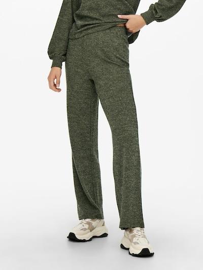 JDY Hose 'Emma' in grün, Modelansicht