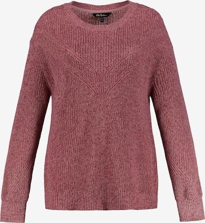 Ulla Popken Pullover in pitaya, Produktansicht