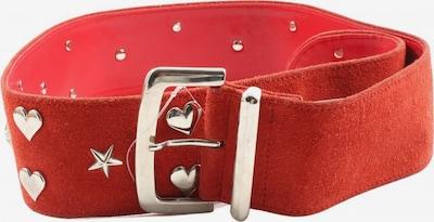 MONDI Belt in XS-XL in Red, Item view