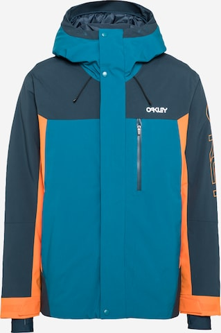 OAKLEY Яке Outdoor в синьо