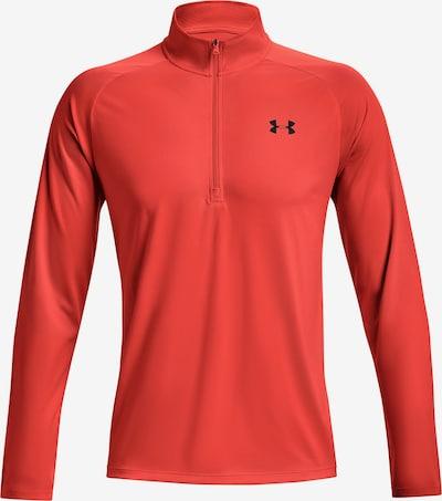 UNDER ARMOUR Functioneel shirt 'Tech' in de kleur Kreeft, Productweergave
