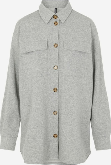 PIECES Between-Season Jacket 'Chill' in Grey, Item view