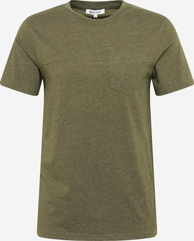ABOUT YOU Shirt 'Luke' in de kleur Kaki, Productweergave