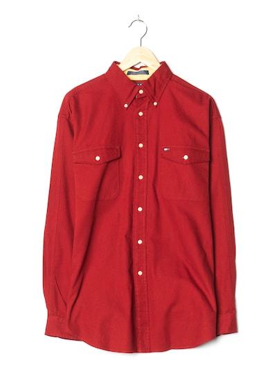 TOMMY HILFIGER Jeanshemd in XL/XXL in rubinrot, Produktansicht