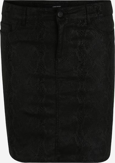 Vero Moda Tall Rok 'Seven' in de kleur Zwart, Productweergave