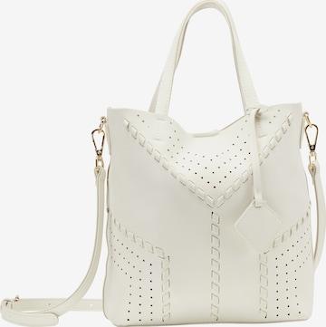 Usha Handbag in White