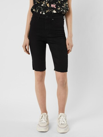 VERO MODA Jeans 'Joy Judy' in Zwart