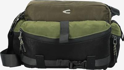 CAMEL ACTIVE Umhängetasche 'Madison' in khaki / oliv / schwarz, Produktansicht