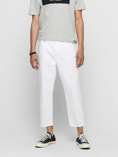 Only & Sons Jeans 'Life Beam' in blue denim / weiß, Modelansicht