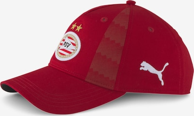 PUMA PSV Eindhoven Fußball Cap in rot, Produktansicht