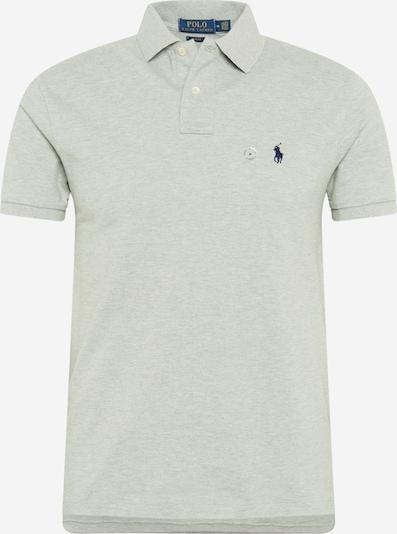 POLO RALPH LAUREN Shirt in graumeliert, Produktansicht