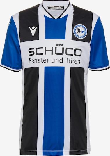 MACRON Trikot 'Arminia Bielefeld 2021/22' in blau / schwarz / weiß, Produktansicht