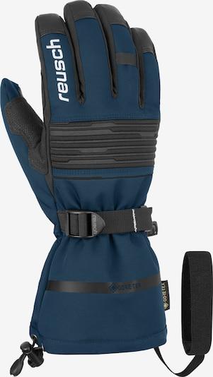 REUSCH Fingerhandschuh 'Isidro GTX' in dunkelblau / schwarz, Produktansicht
