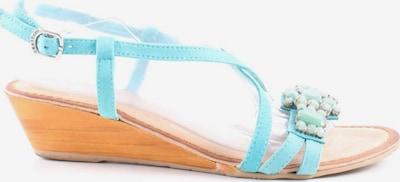 Gioseppo Riemchen-Sandalen in 40 in türkis, Produktansicht