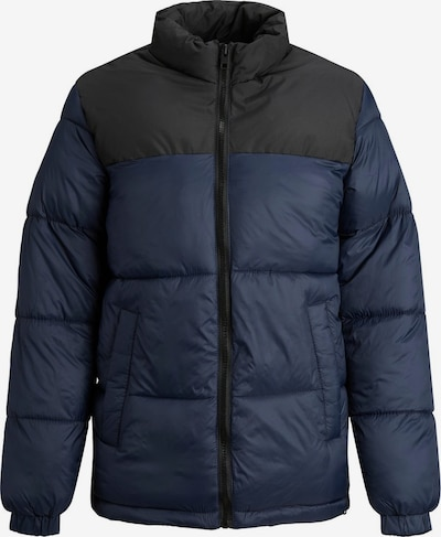Jack & Jones Junior Jacke in navy / schwarz, Produktansicht