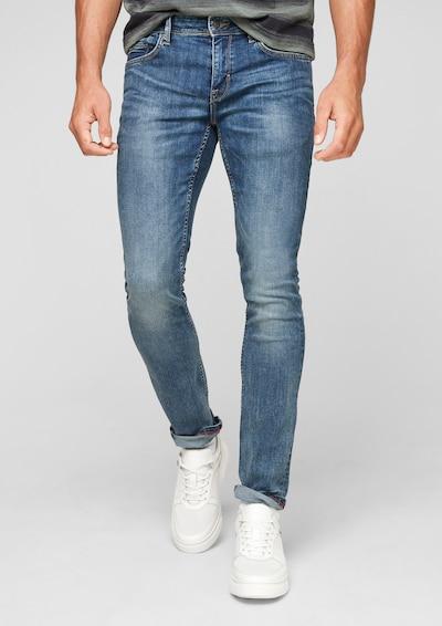 s.Oliver Jeans in blue denim, Modelansicht