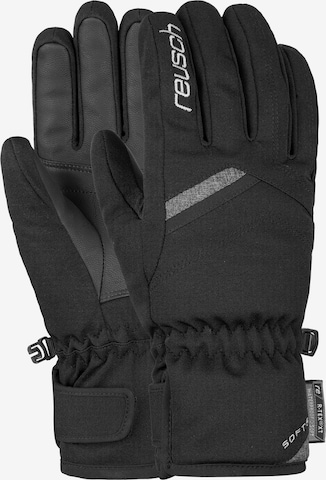 REUSCH Fingerhandschuhe 'Coral R-TEX® XT' in Grau