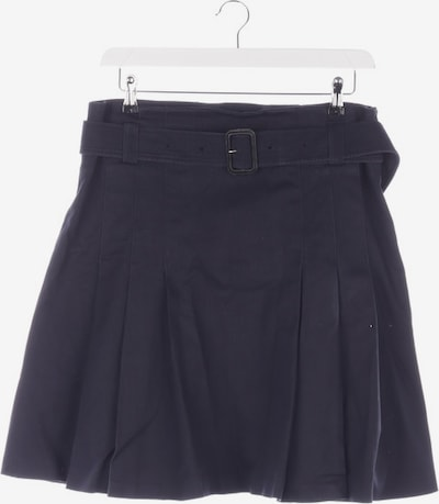 BURBERRY Skirt in M in marine blue, Item view