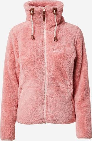 ICEPEAK Funktionsfleecejacka 'COLONY' i rosa