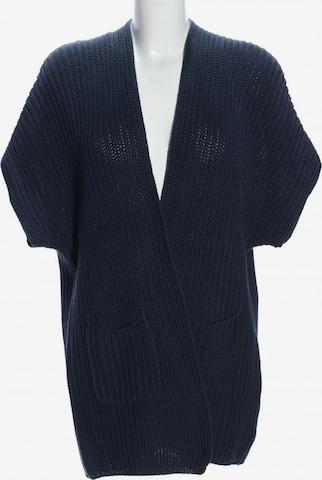 re.draft Sweater & Cardigan in M in Blue