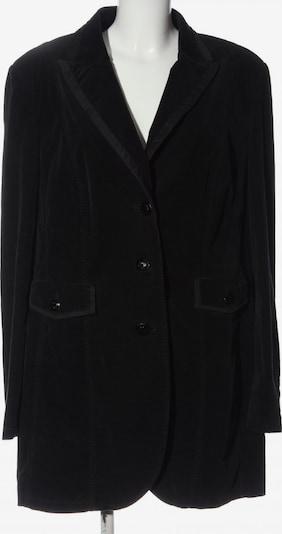St. Emile Long-Blazer in XXL in schwarz, Produktansicht